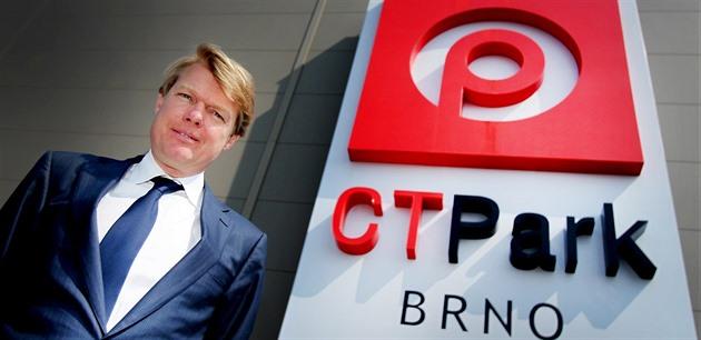Remon Voss, zakladatel a spolumajitel české developerské skupiny CTP.