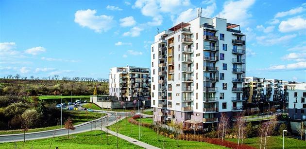 Prùmìrnému Èechovi staèí ke koupi nového bytu o velikosti 70 metrù ètvereèních 6,9 hrubého roèního platu. Ilustraèní foto
