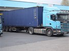 Mezinárodní přeprava strojů by měla být v první řadě bezpečná