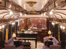 Venice Simplon-Orient-Express Bar Car '3674'