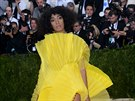 Solange Knowlesová na Met Gala (New York, 2. kv�tna 2016)