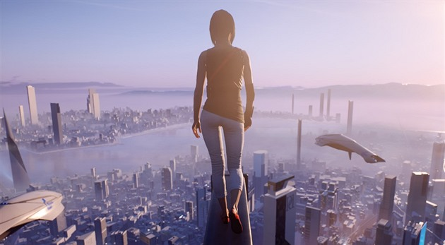 Faith z Mirror's Edge: Catalyst
