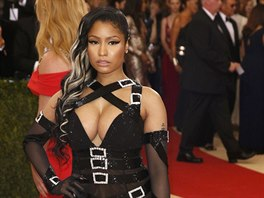 Nicki Minaj na Met Gala (New York, 2. května 2016)