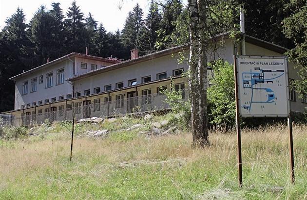 Výsledek obrázku pro buchtův kopec sanatorium