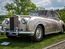 3. sraz voz� Rolls-Royce a Bentley