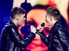 Joe and Jake z Velk� Brit�nie ve fin�le Eurovize 2016