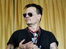 Johnny Depp (Lisabon, 27. kv�tna 2016)