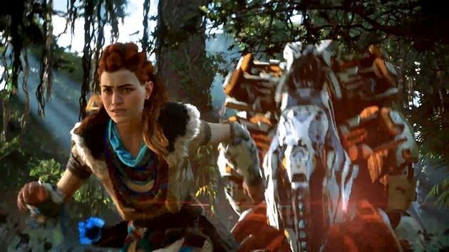 Horizon Zero Dawn - Aloy's Journey