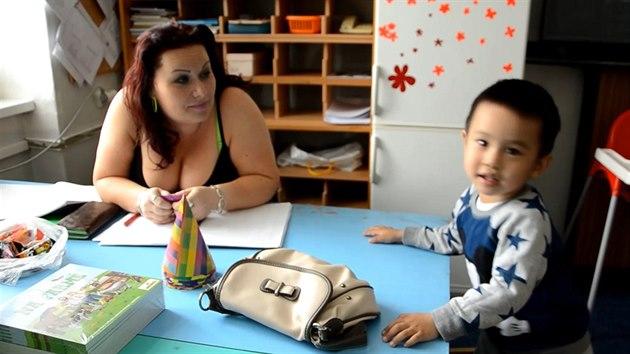 Přípravka na školku. V českolipských jeslích děti nekřičí ani ... cc09e289a8