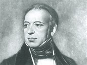 Bankéř Salomon Mayer Rothschild.
