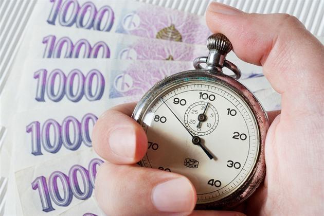 Od termínovaných vkladů dnes nelze očekávat velký výnos. Ilustrační snímek