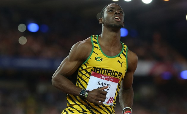 Jamajský sprinter Kemar Bailey-Cole