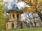 Národní kulturní památka je vředem Prahy. Cibulka i tak stojí za návštěvu