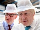 Michael Gove a Boris Johnson byli a� do britsk�ho referenda nerozlu�n� spojenci.