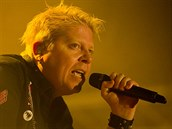 Dexter Holland, The Offspring (Rock for People, Hradec Králové, 4. července 2016)