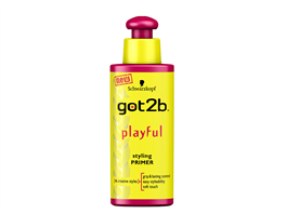 Stylingov� primer got2b playful, Schwarzkopf