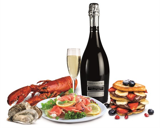 N� tip: Prosecco, Doc Treviso Extra Dry  http://www.mountfield.cz/exklusivni-vina#italie