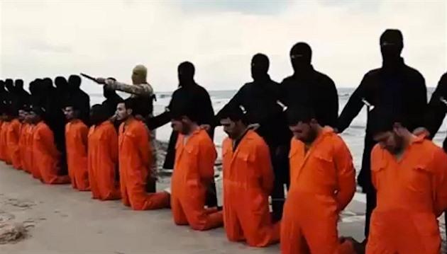 Ilustrace k článku: Islámský stát chce vyvraždit křesťany. Ve Francii plánoval útočit idříve (iDNES.cz)