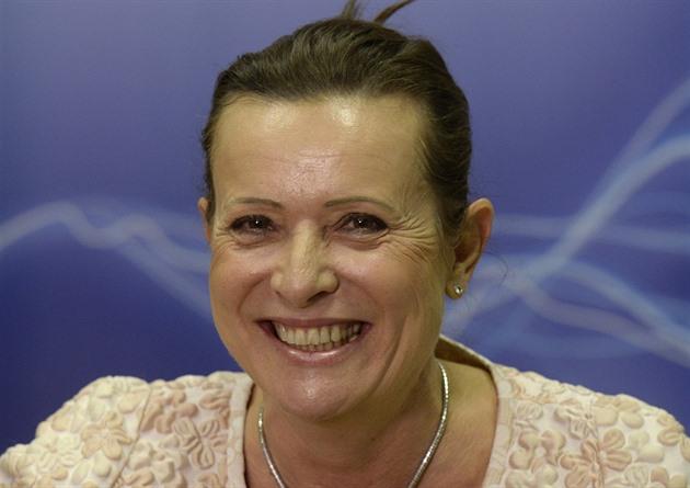 Předsedkyně Energetického regulačního úřadu Alena Vitásková, která bude...