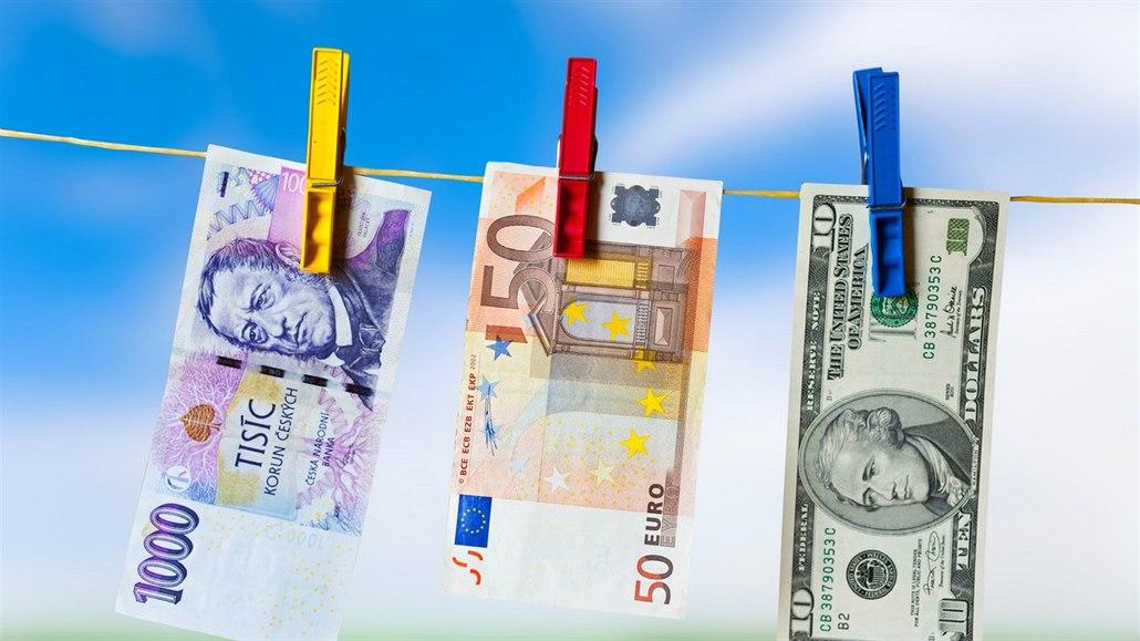 Obchodní účty v cizí měně