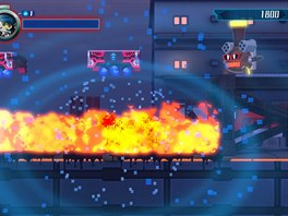 Mighty No. 9 (PS4)