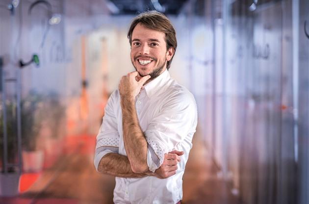 Majitel Rockaway capital a výkonný ředitel Mall Group Jakub Havrlant.