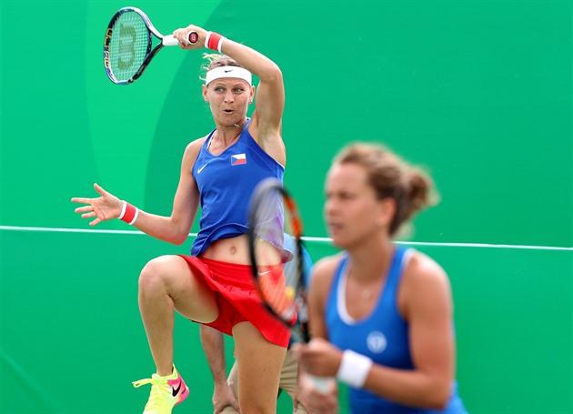 I giocatori di tennis hanno tre semifinali e una medaglia. Il mix continua senza combattere