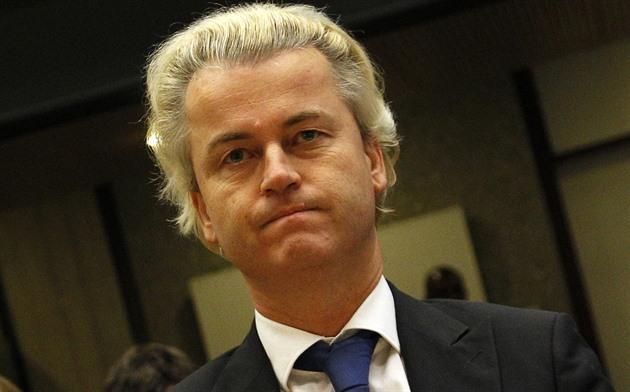 Wilders vyhlásil válku islámu. Chce zakázat Korán azavřít mešity (iDNES.cz)