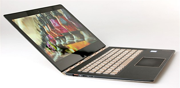 Konvertibilní notebook/tablet Lenovo Yoga 900S