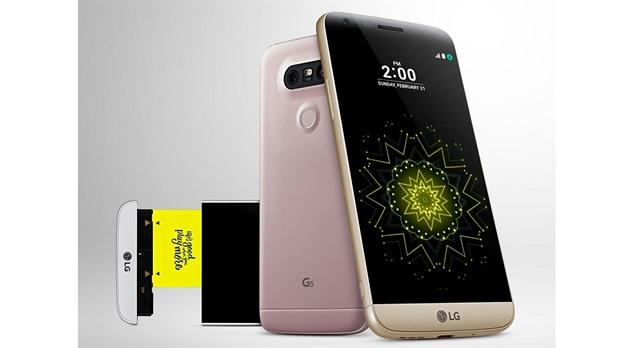 Přežijí smartphony LG rok 2017? O dalším osudu rozhodne očekávaná V20
