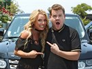 Britney Spears a James Corden v pořadu Carpool Karaoke