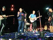 James Corden zazpíval s Coldplay