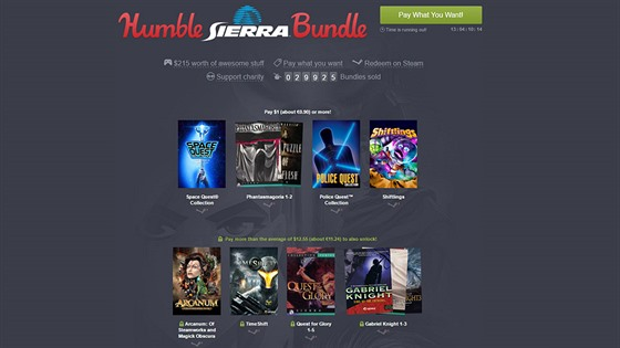 Humble Sierra Bundle