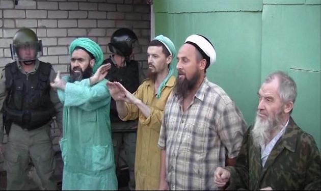 Ruský imám vykutal podzemní chalífát, vjiskrách ztrolejbusu viděl Alláha (iDNES.cz)
