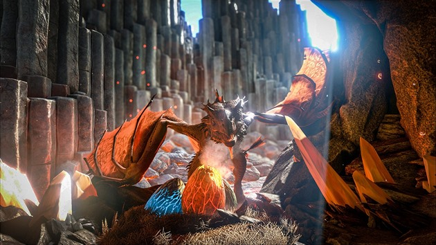 Roz�í�ení Scorched Earth pro ARK: Survival Evolved
