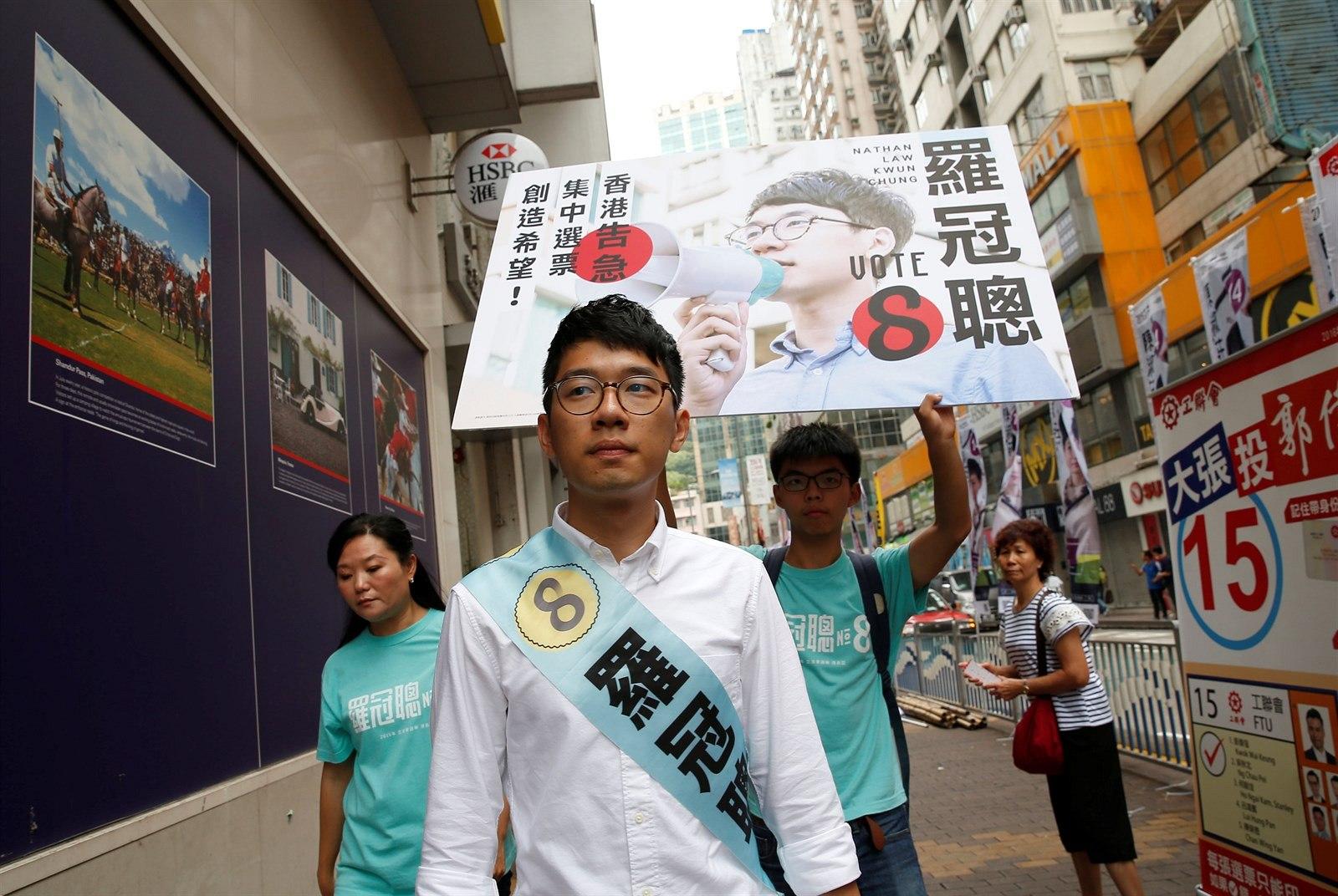 Výsledek obrázku pro foto hong kong studenti