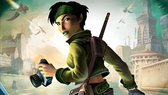 Jade v Beyond Good & Evil