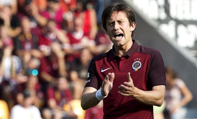 Rosicky est de retour, dans la préparation pour Sparta, il a joué dix-neuf minutes
