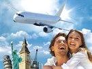 Akční letenky a speciální nabídky za vás ohlídá SVĚT LETENEK®