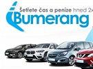 Sen o novém automobilu vám splní financování vozu Bumerang