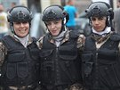 Dny NATO 2016: Female Company for Special Security Tasks - elitní ženská...