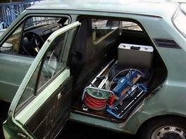 Užitková Škoda 105 SP