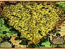 Přijďte prozkoumat staré mapy Čech do Poštovního muzea
