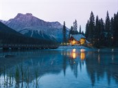 Emerald Lake Lodge, Kanada