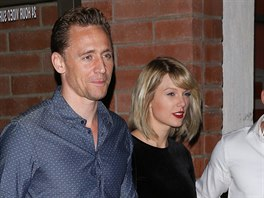 Taylor Wioftová a Tom Hiddlestone
