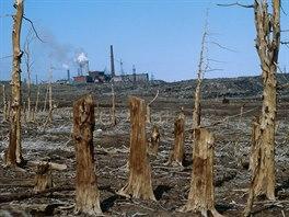 Stromy nemají oproti záplavě emisí šanci.