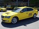 Taxi se firmám vyplatí, vyjde levněji než služební vozy