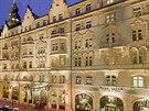 Zažijte večírek jako z románu v Hotelu Paříž Praha