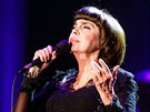 Mireille Mathieu (Kongresové centrum, Praha, 16. října 2016)