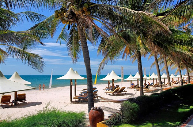 Resort Coco Beach v Mui Ne